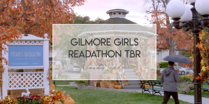 Gilmore Girls readathon TBR!!