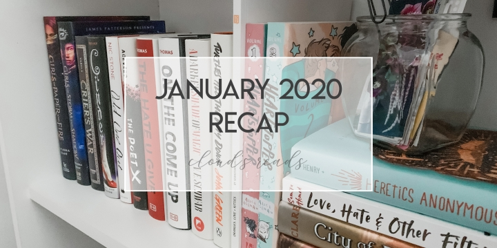 January 2020 recap (aka I Failed At Everything)